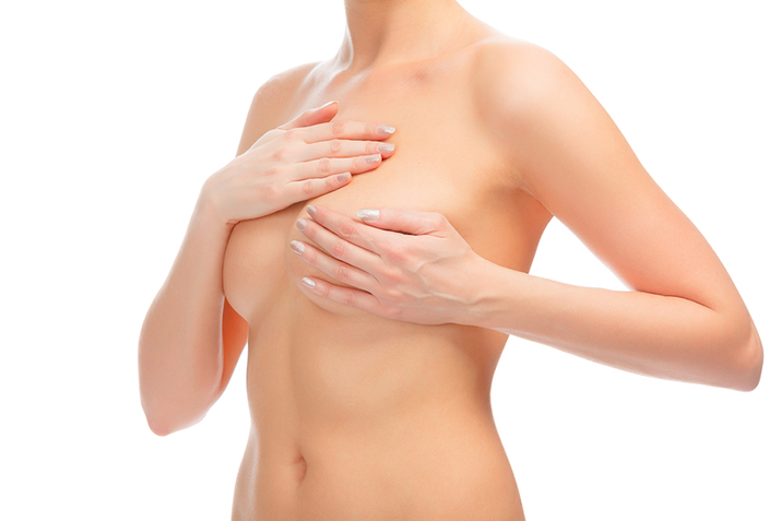 Во время беременности, грудь сильно различаются. Грудь реагирует на некото